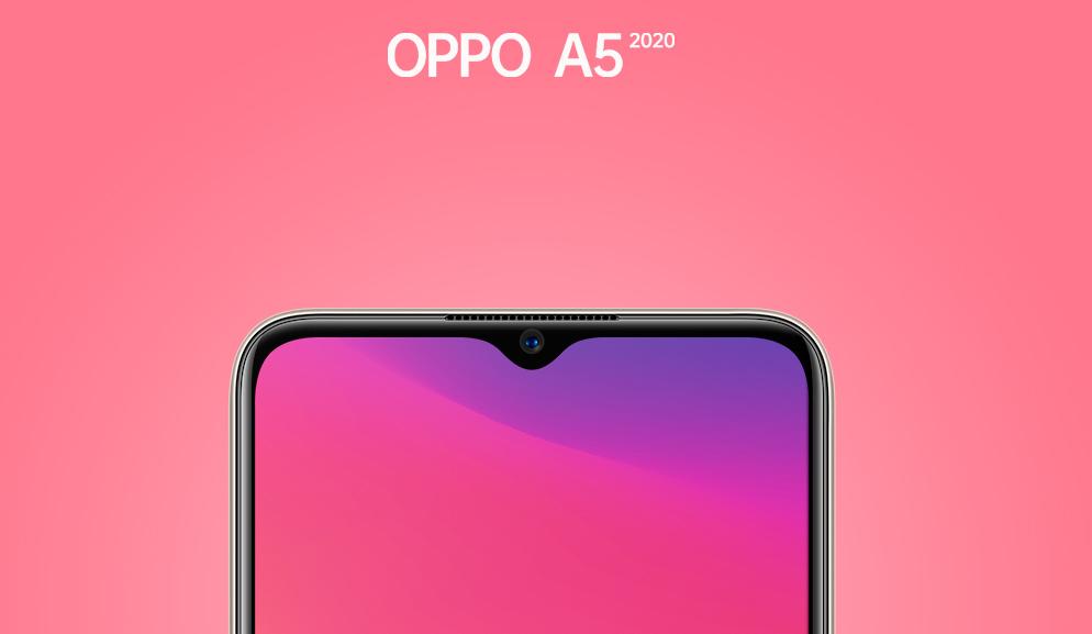 OPPO lancia A5 2020