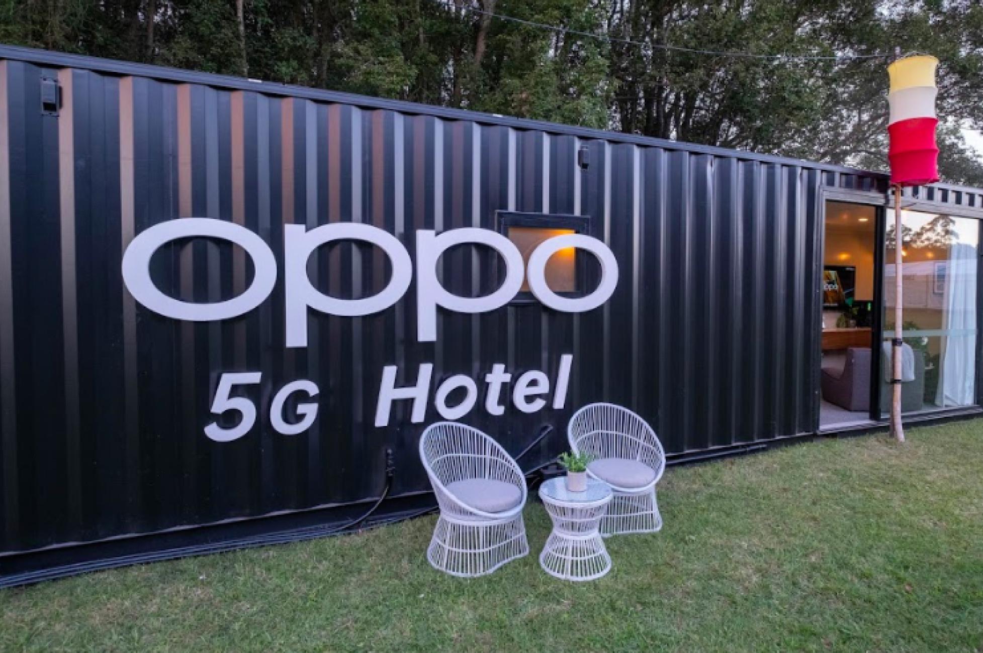 世界初の移動式5Gホテルがオーストラリアに誕生
