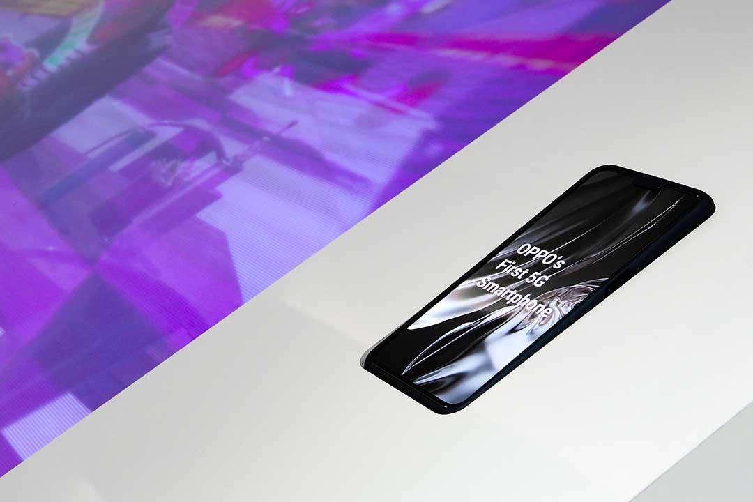 OPPOの初の5G対応スマートフォンが5G CE認定を取得