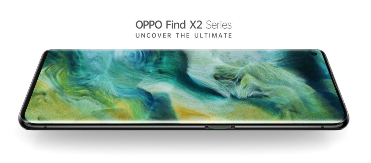 OPPO、包括的な5G体験をユーザー提供する 業界有数のスクリーン搭載のフラッグシップ「Find X2」シリーズを投入