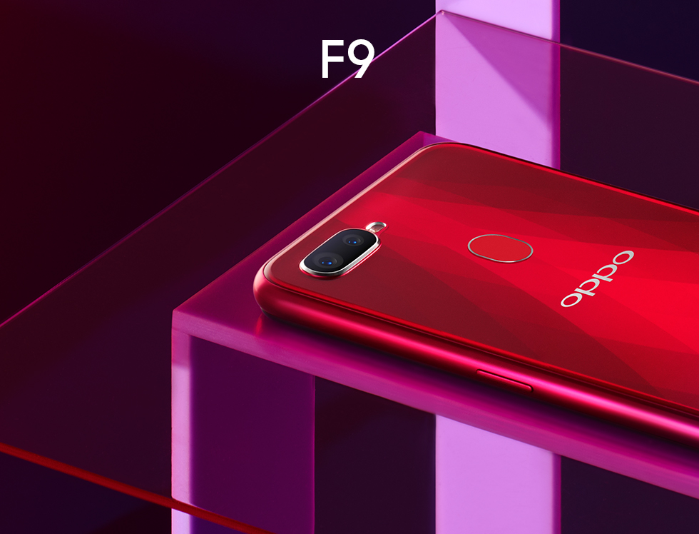 OPPO F9 Launched in Kenya , VOOC Flash Charging Smartphone for convenience and longer lasting Talk