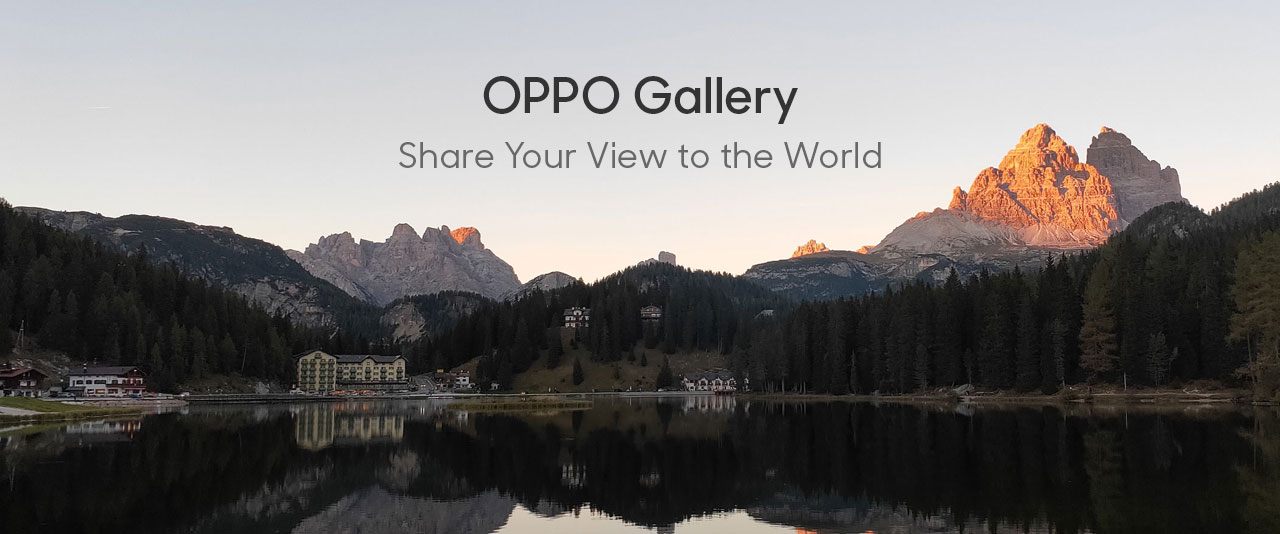 OPPO Mobile for Smartphones & Accessories - OPPO Global