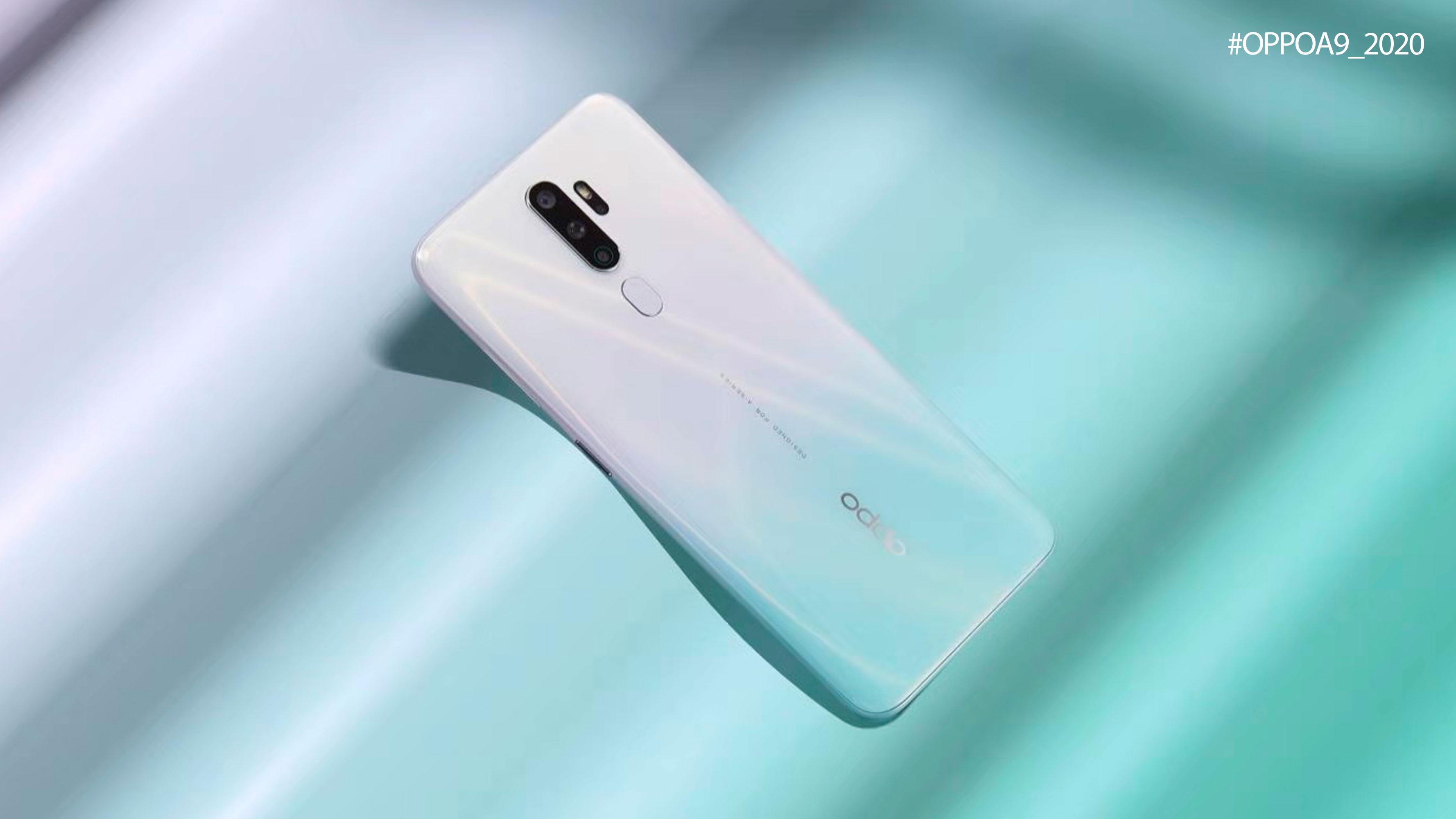 OPPO မှ စတိုင်ကျလှပတဲ့ OPPO A9 2020 Vanilla Mint (Limited Edition) အရောင်အသစ်ကို ထပ်မံမိတ်ဆက်