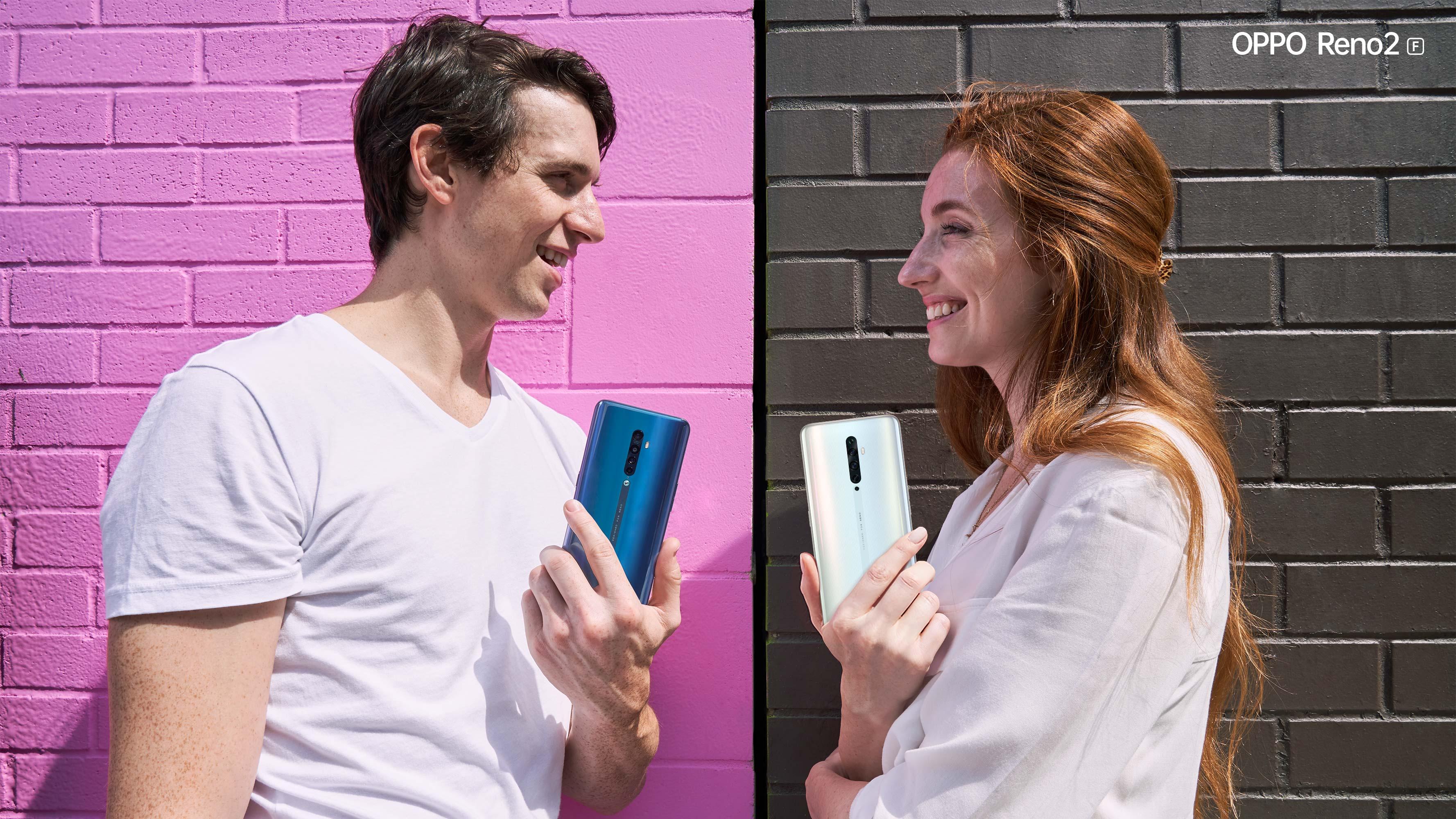 နှစ်သစ်မှာ  OPPO Reno2 F စမတ်ဖုန်းများကို အထူးစျေးနှုန်းများနဲ့ ရောင်းချပေးသွားမယ့် New Year Promotion