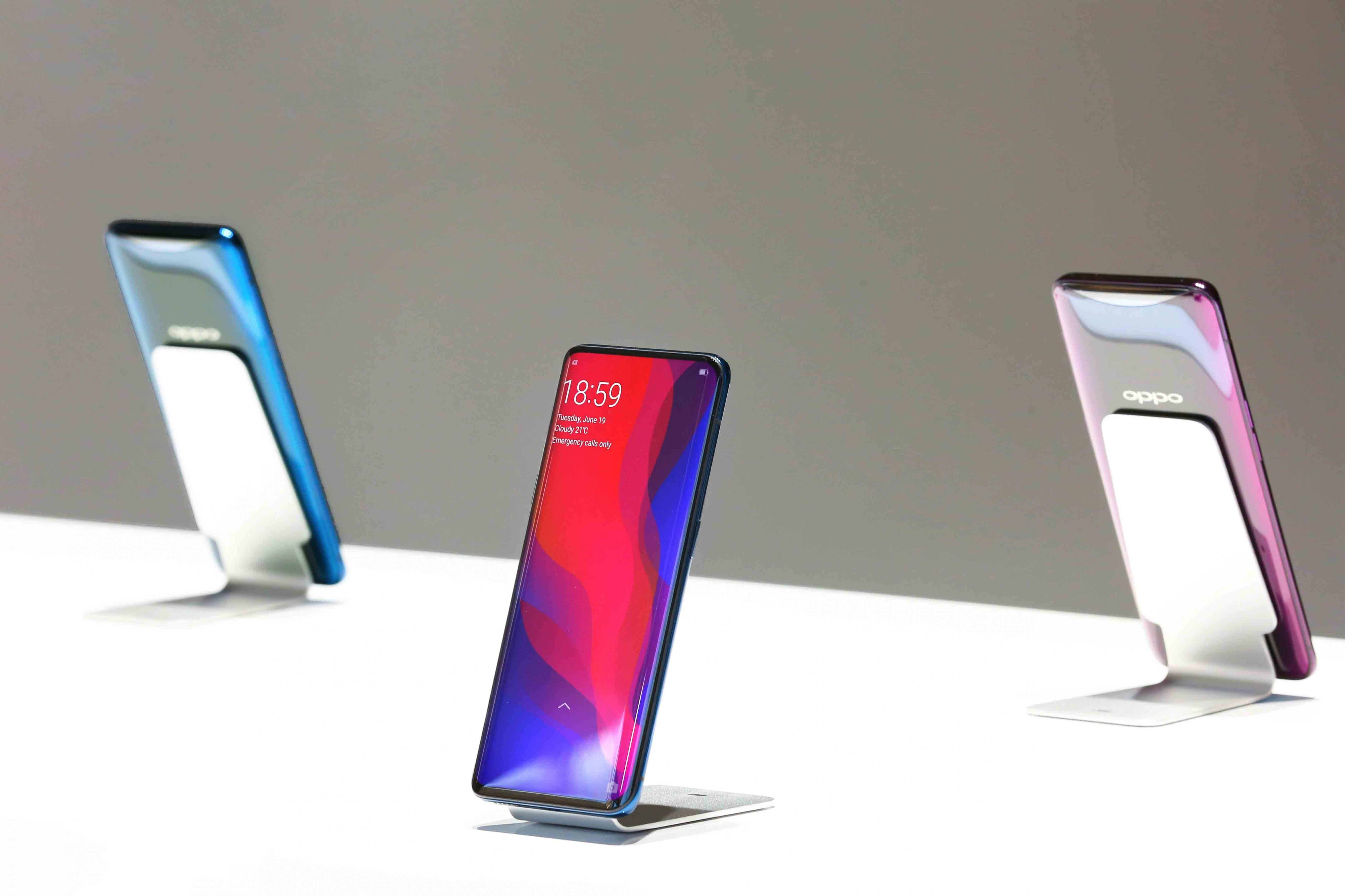 OPPO Find X Launched - Exploring the Infinite Potential of Technology and Art