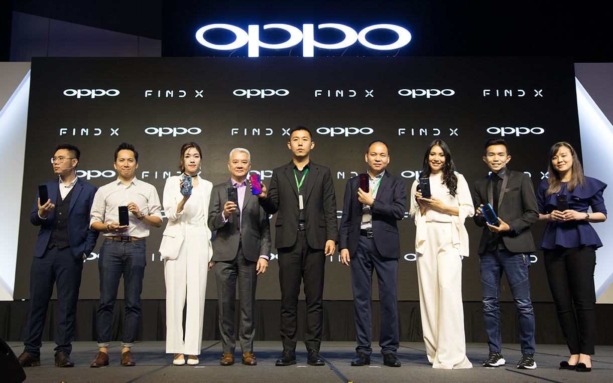 Explore the Infinite Potential of Technology and Art with OPPO Find X in Malaysia