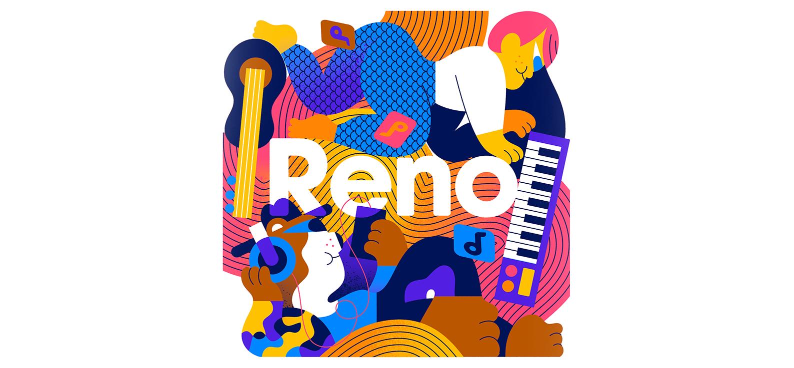 OPPO lanceert nieuwe Reno serie op 24 april