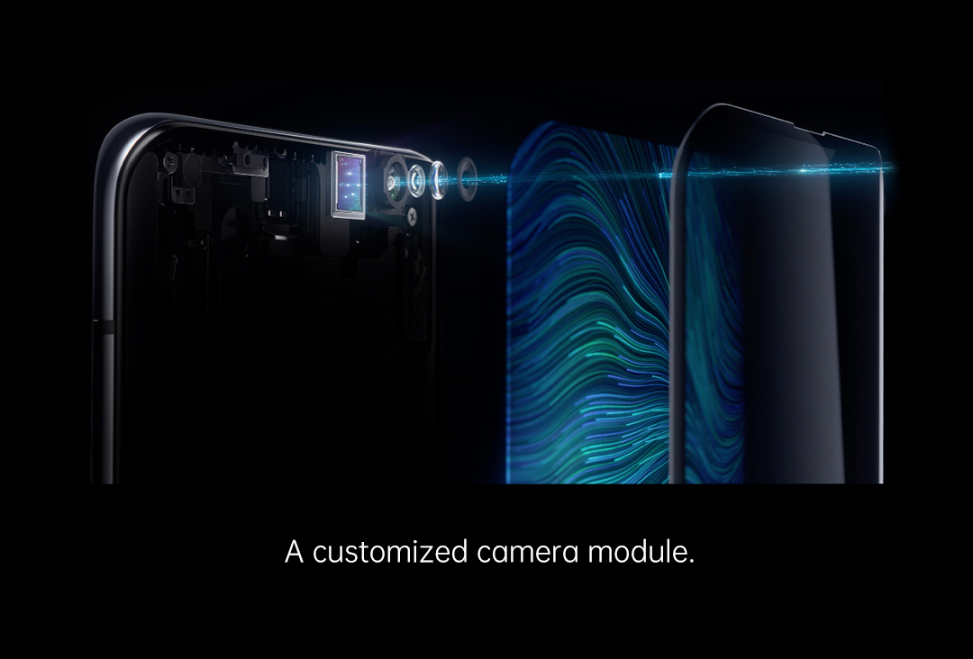 OPPO onthult Under-Screen Camera en MeshTalk tijdens MWC Shanghai 2019
