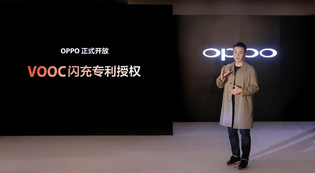 OPPO maakt VOOC Flash-laadtechnologie via licenties wereldwijd beschikbaar