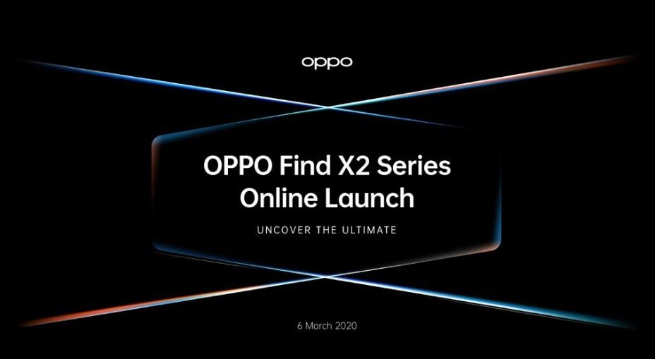 OPPO kondigt lancering Find X2 Series aan met 5G