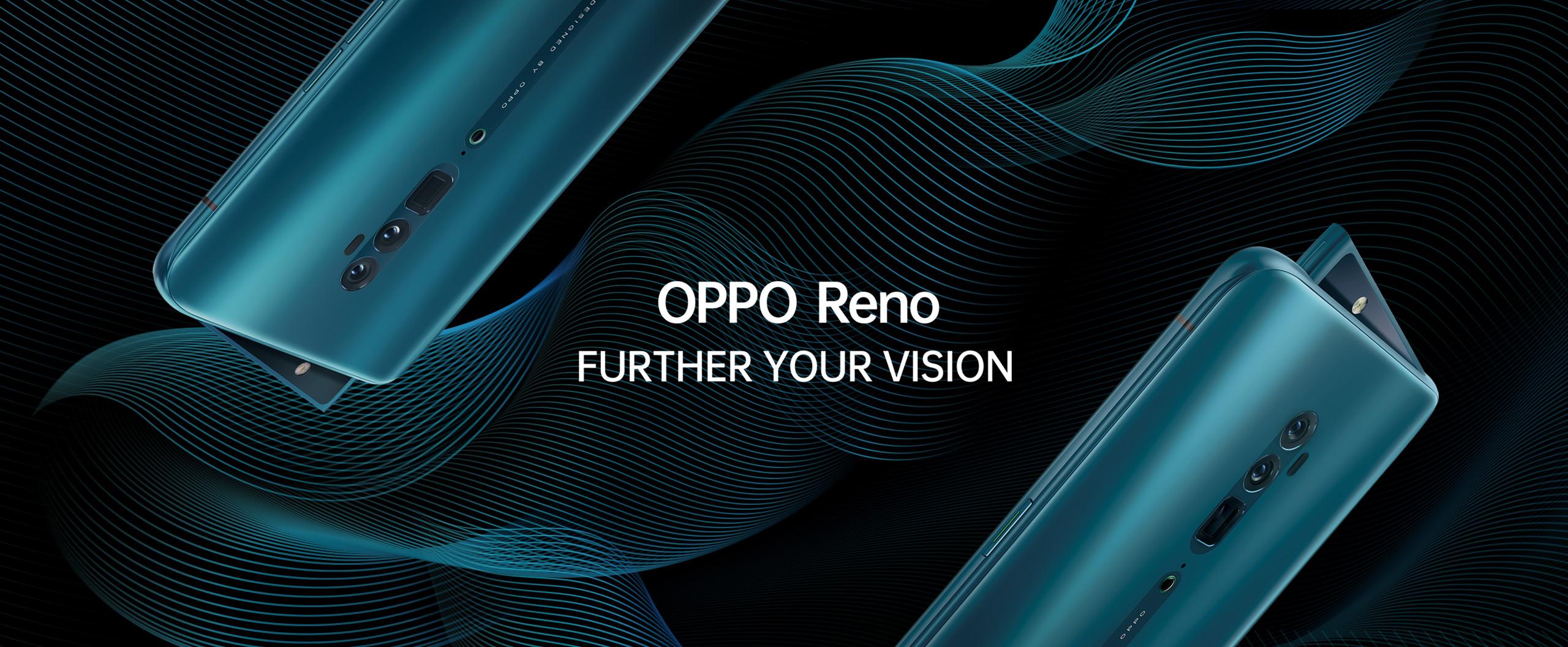 OPPO lanceert de nieuwe Reno smartphone serie