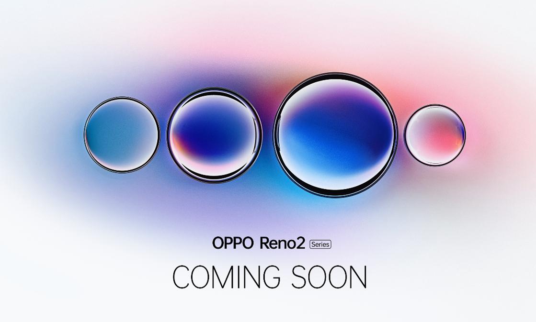 OPPO lanceert Reno2 op 16 oktober in Londen