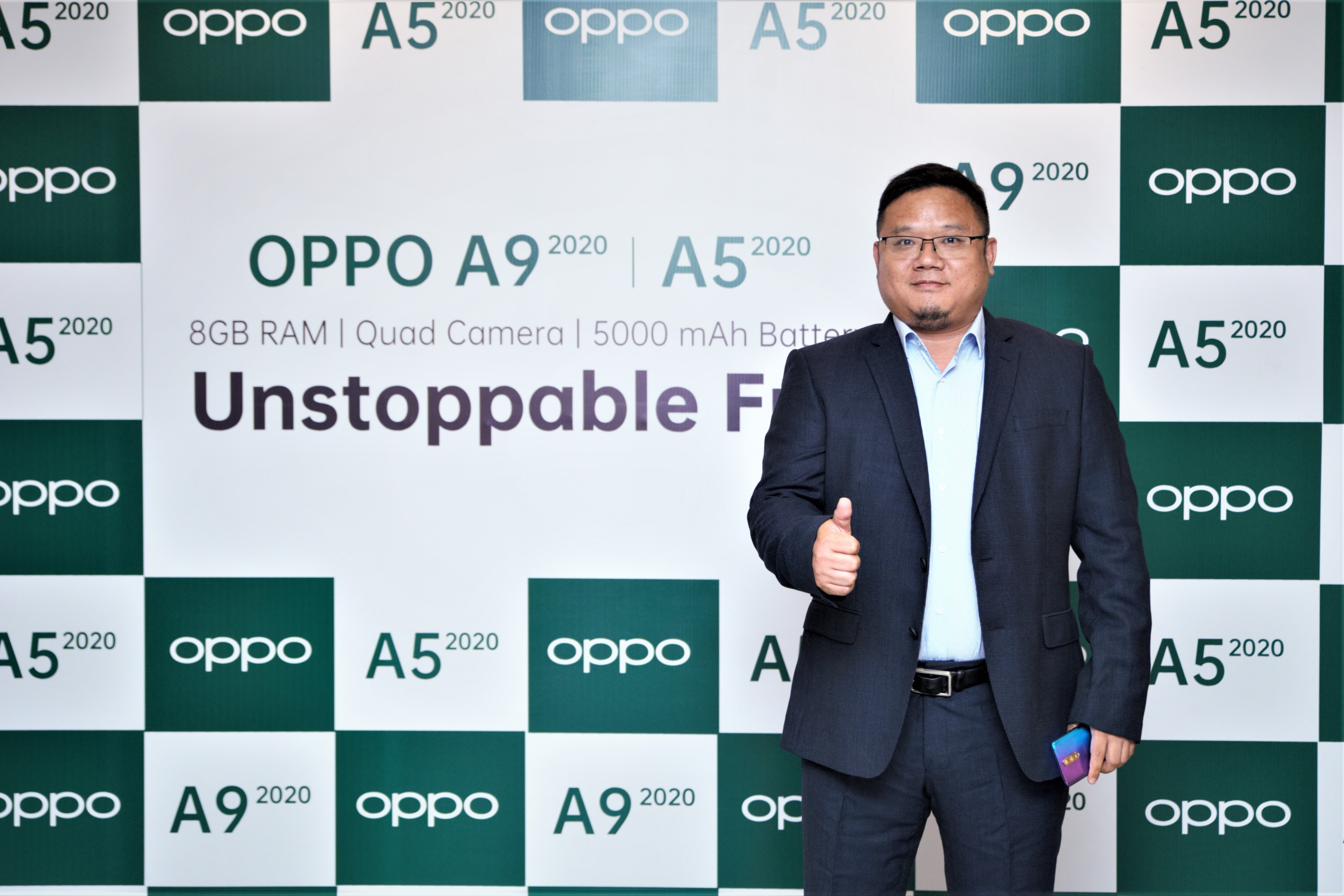 OPPO Officially Releases A-Series 2020 in Nepal, Combining High Quality and Affordability