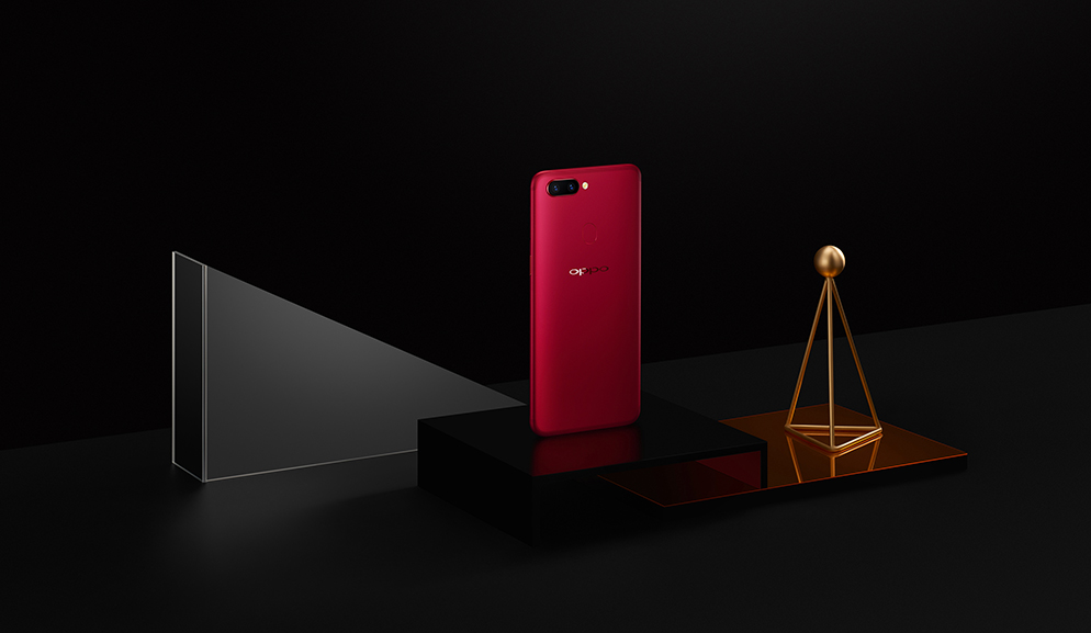OPPO Throws Down the Gauntlet with Picture Perfect R11s