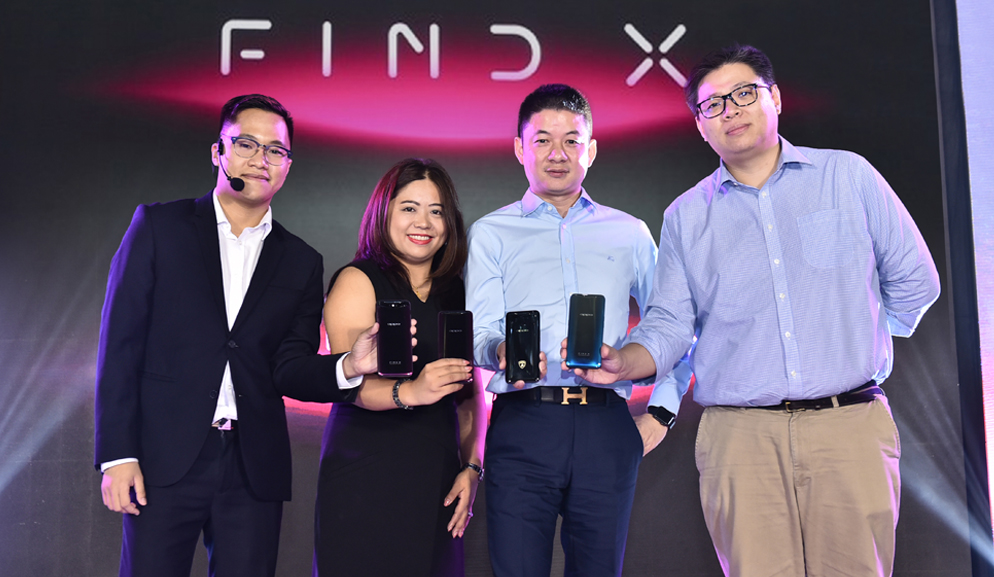 The Future of Flagship Smartphones Lands in the Philippines with OPPO Find X