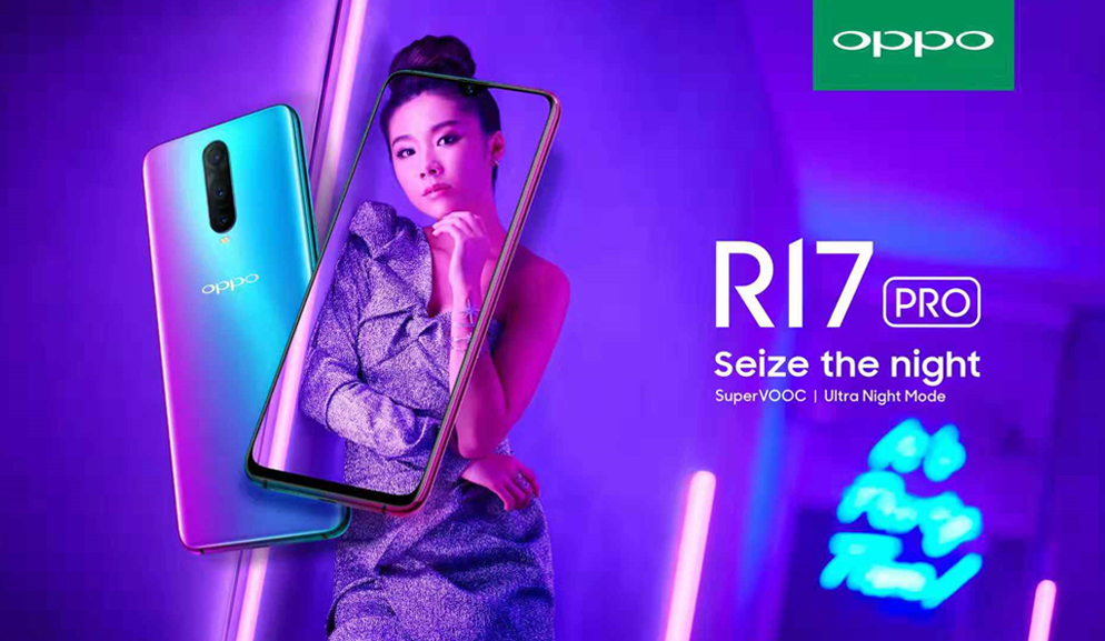 Seize the night with the OPPO R17 Pro—and enjoy an exclusive trip to one of the world's most dazzling cityscapes