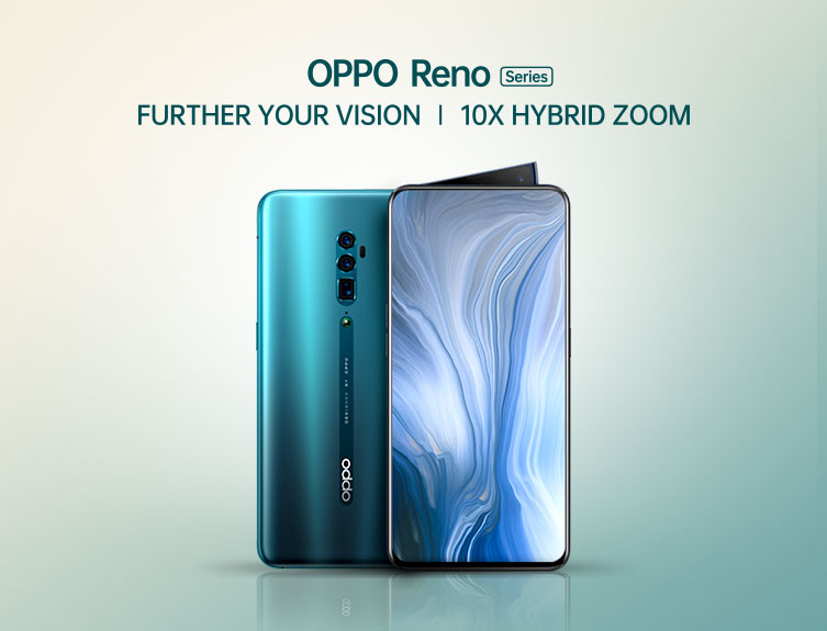 OPPO Experience Zone at | OPPO Pakistan