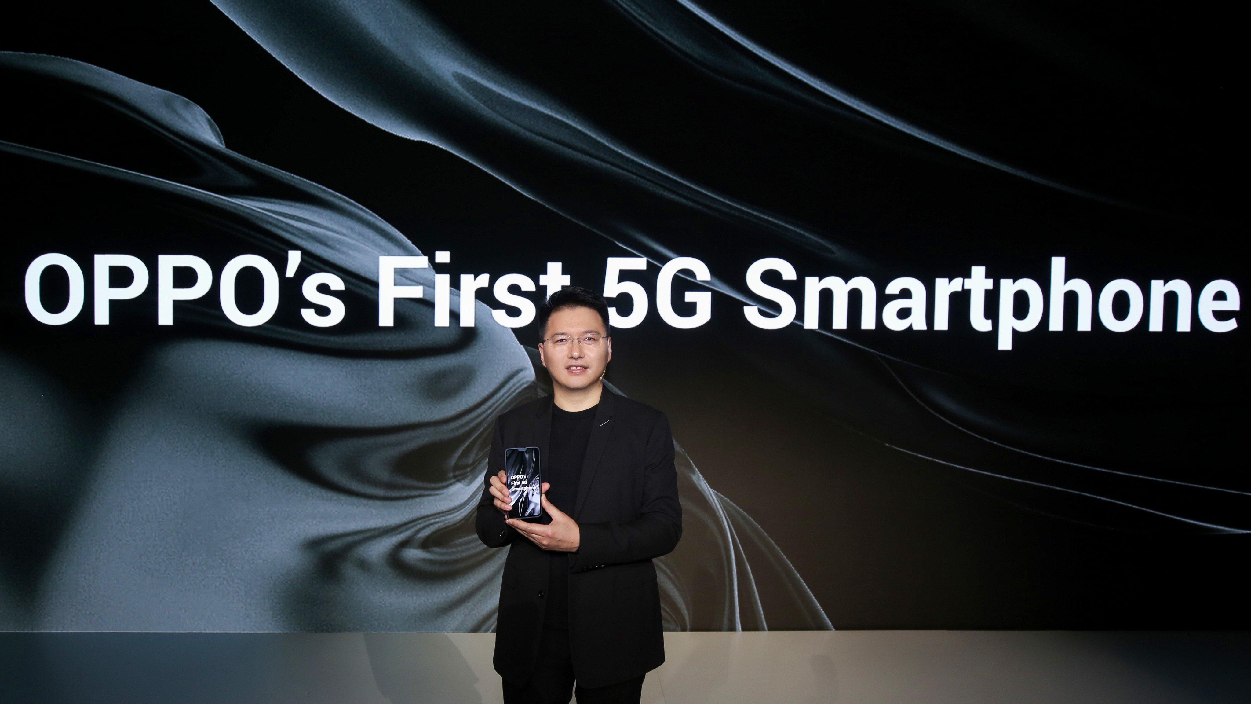 Technologia 5G i pierwszy na świecie moduł aparatu z 10x bezstratnym zoomem na OPPO Innovation Event