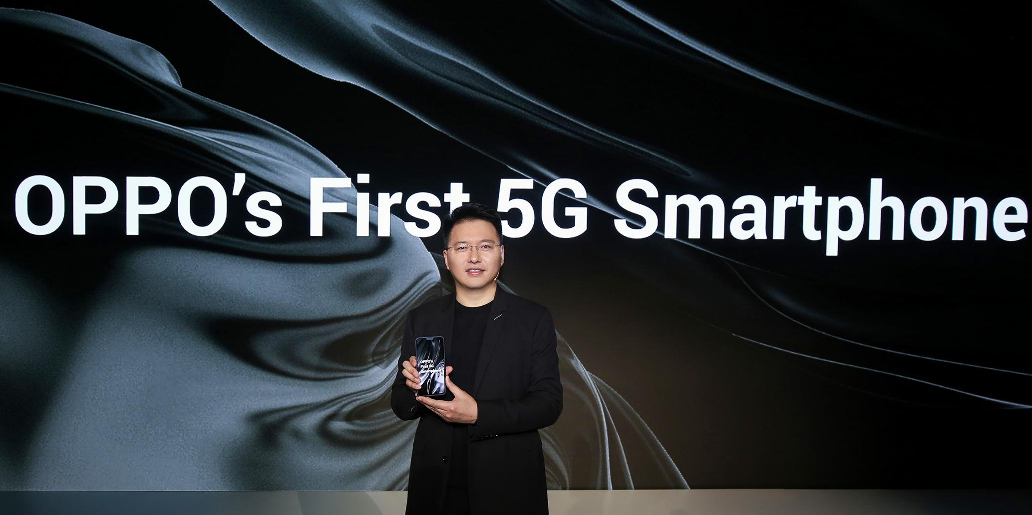 OPPO uzyskuje certyfikat CE dla swojego pierwszego smartfona 5G