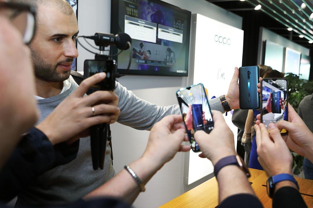 OPPO wprowadza do Europy pierwszy smartfon z dostępem do sieci 5G