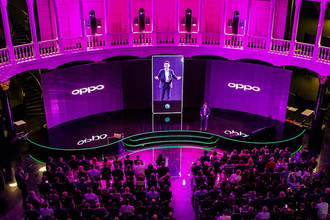 OPPO oficjalnie debiutuje w Polsce