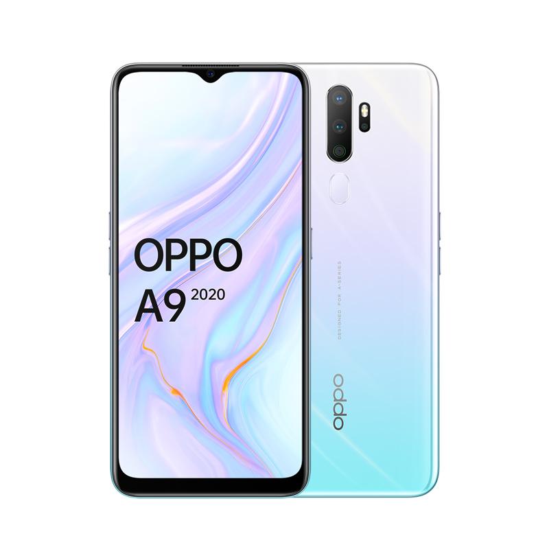 OPPO А9 2020 в цвете «Ванильная мята» уже в продаже