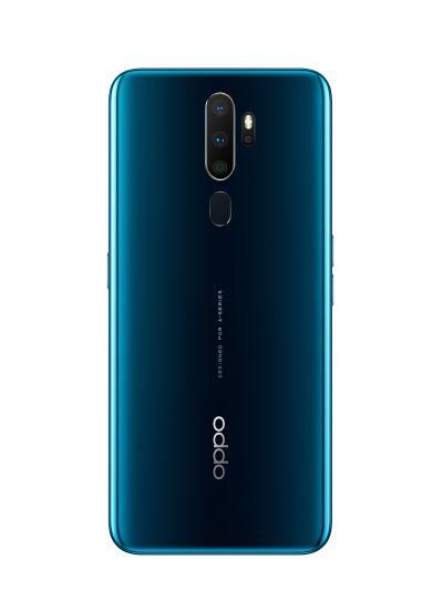 Компания OPPO представила новую серию смартфонов A 2020 для поколения Z