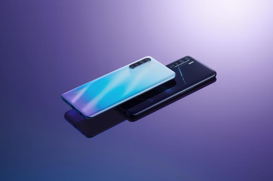 OPPO A91 с FHD+ AMOLED-дисплеем представлен в России – универсальный смартфон для жизни и бизнеса