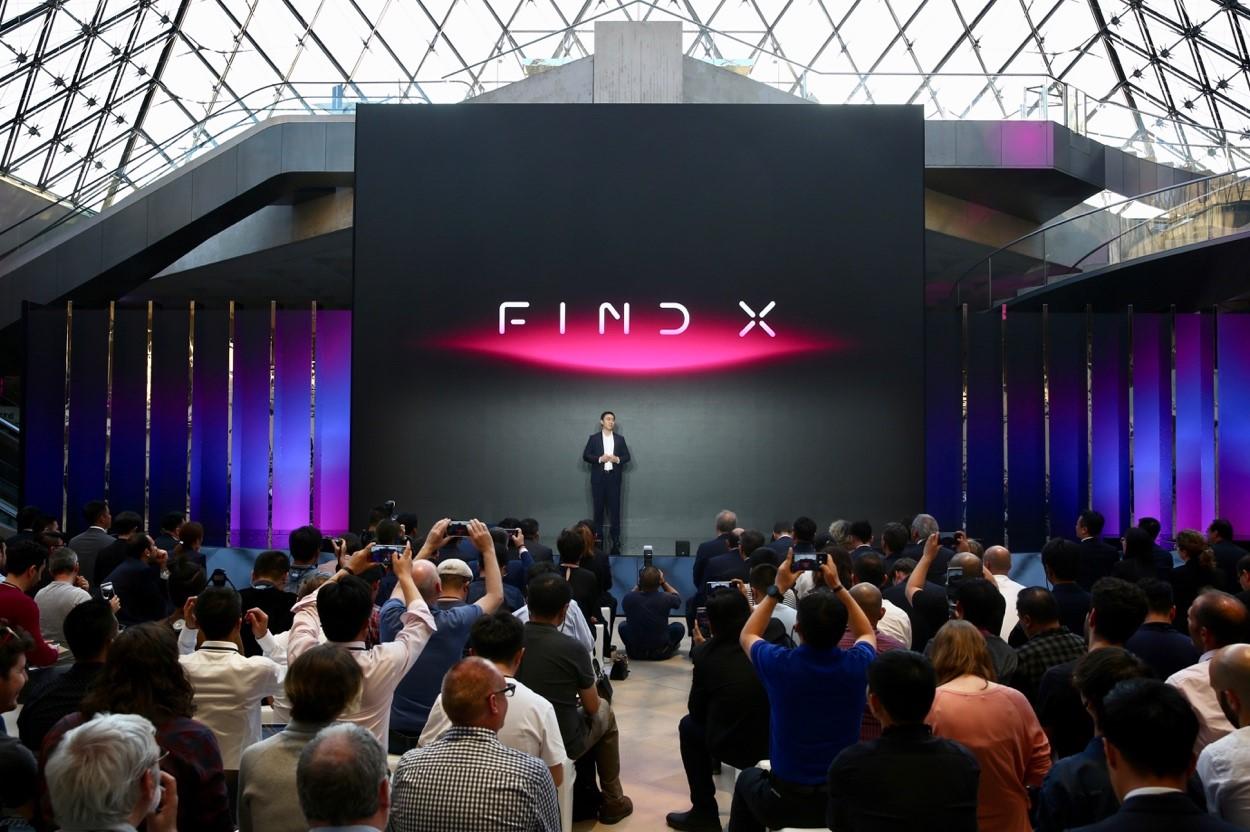 超凡一體未來旗艦 OPPO Find X全球正式發表