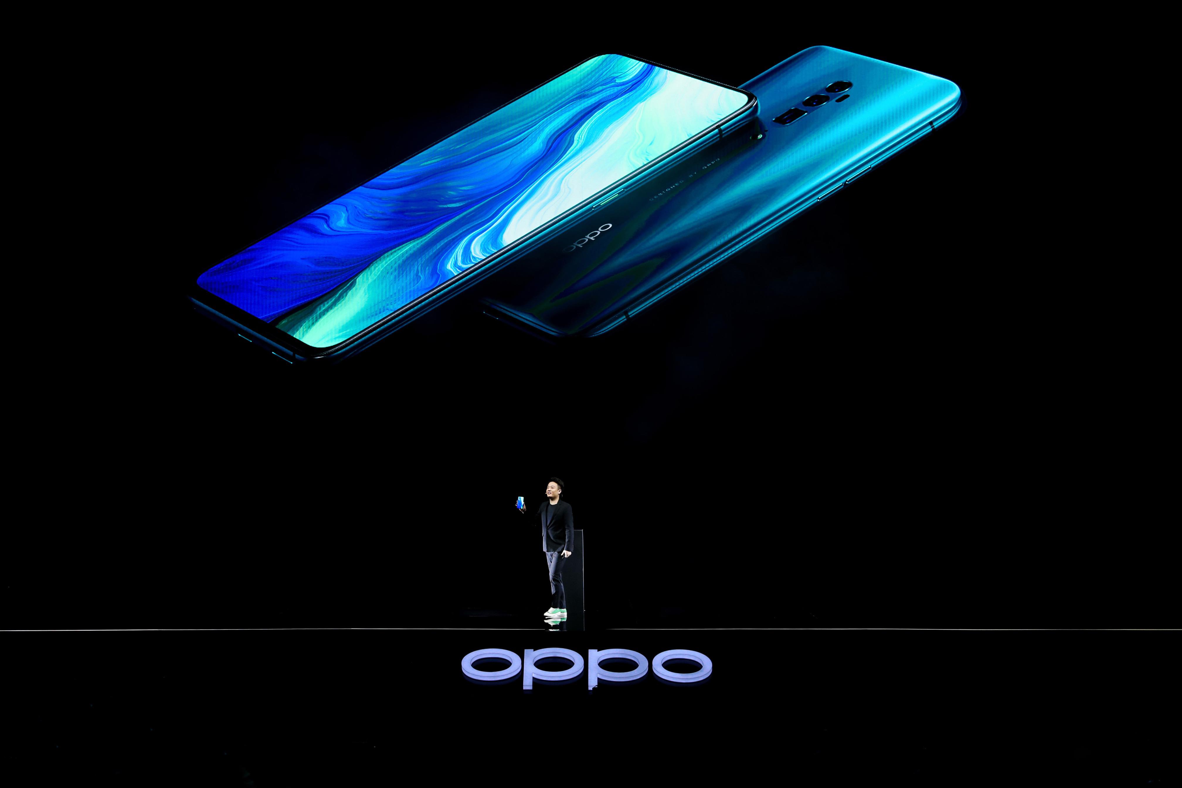OPPO Reno系列正式發表 讓每個人成為創造者