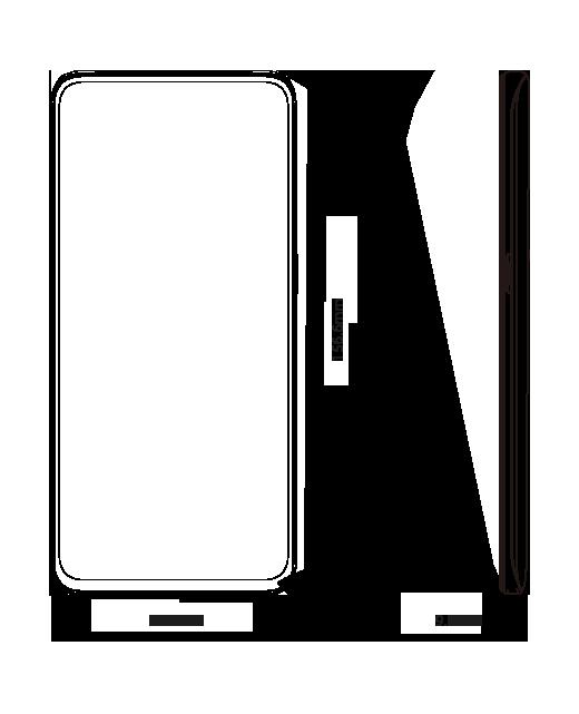 OPPO Reno 尺寸圖