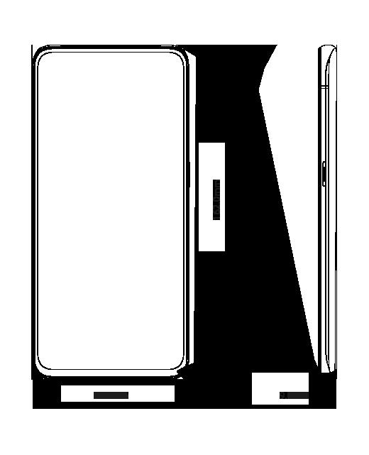 OPPO Reno 巴薩限量版 尺寸圖