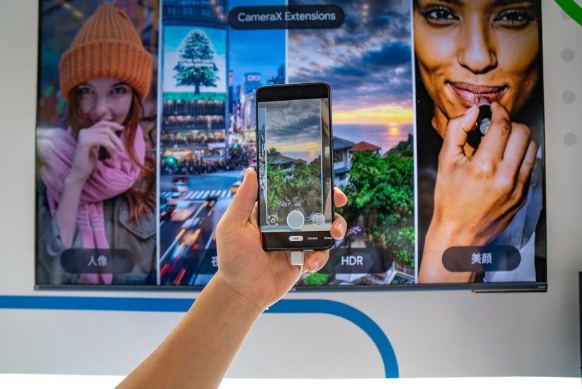 OPPO демонструє нові можливості CameraX на Google Developer Days China 2019