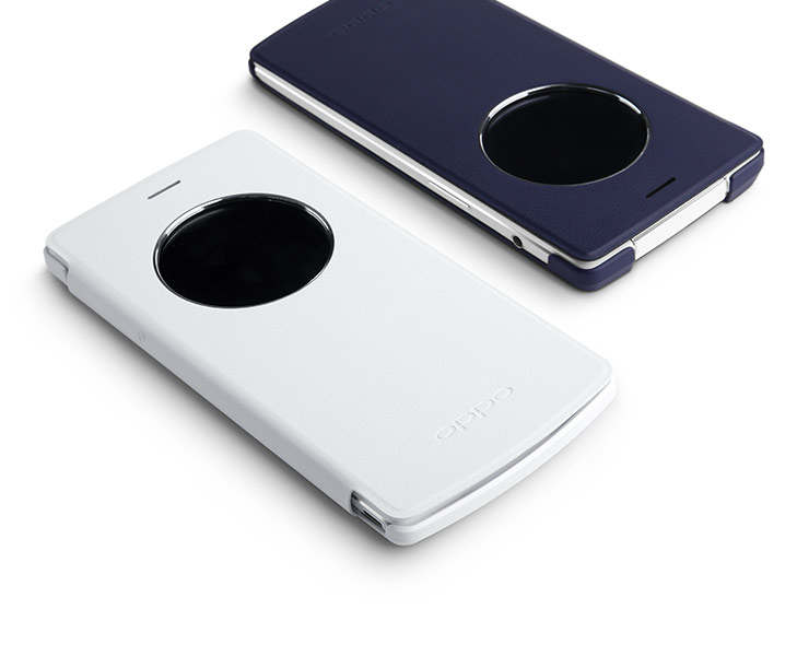half off 5708a 58d00 OPPO N3 PU Protective Case, Circle Window Design - OPPO ประเทศไทย