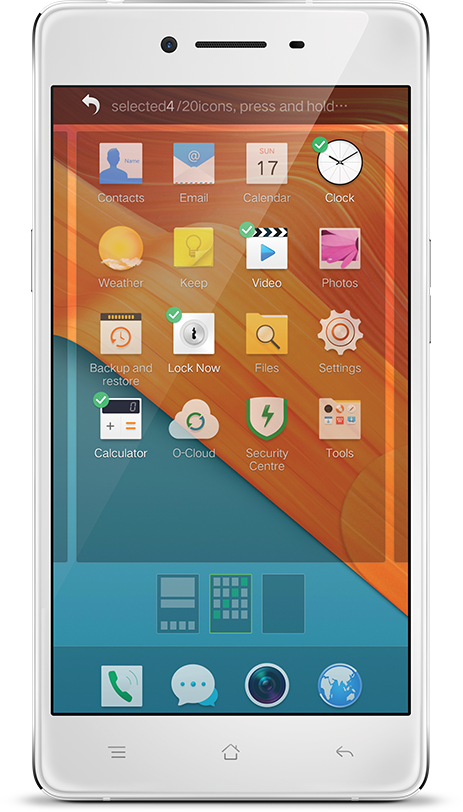 OPPO ColorOS Based on Android, All-new ColorOS 2 1 - OPPO 中国