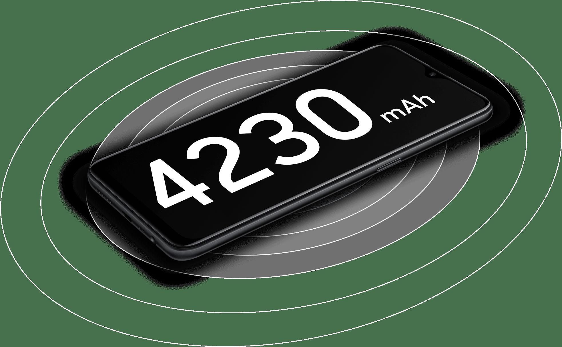 OPPO A5s - 4230mAh battery