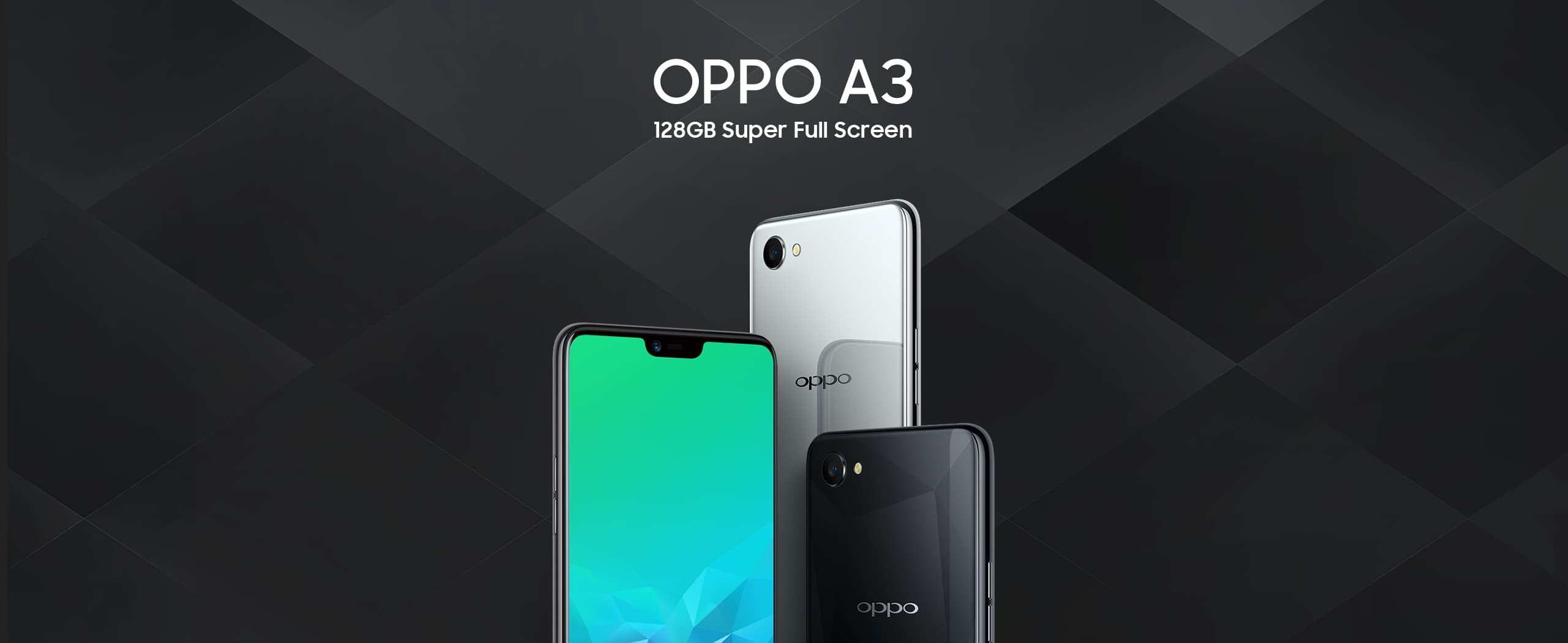 OPPO A3 - 128GB Super Full Screen - OPPO Global