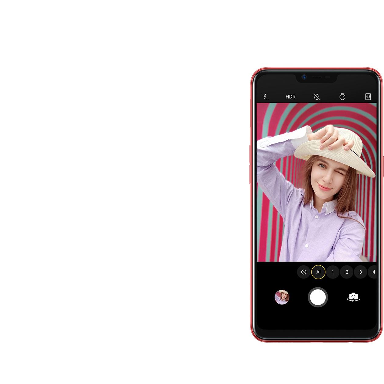 OPPO A5 AI Selfie 2.0
