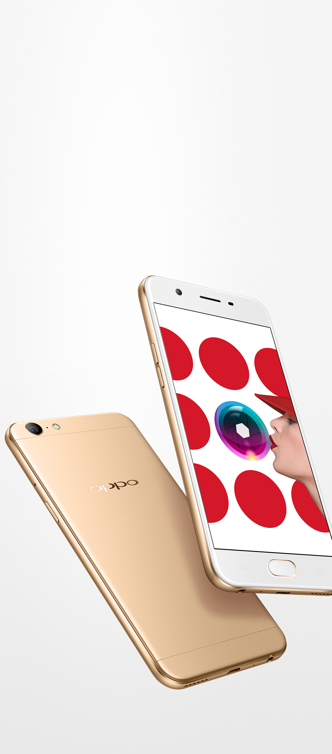 A57 Oppo Algrie F3 Grand Indonesia
