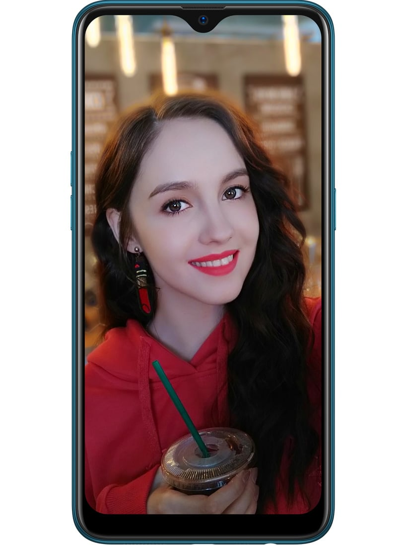 OPPO A7-16MP Front Camera