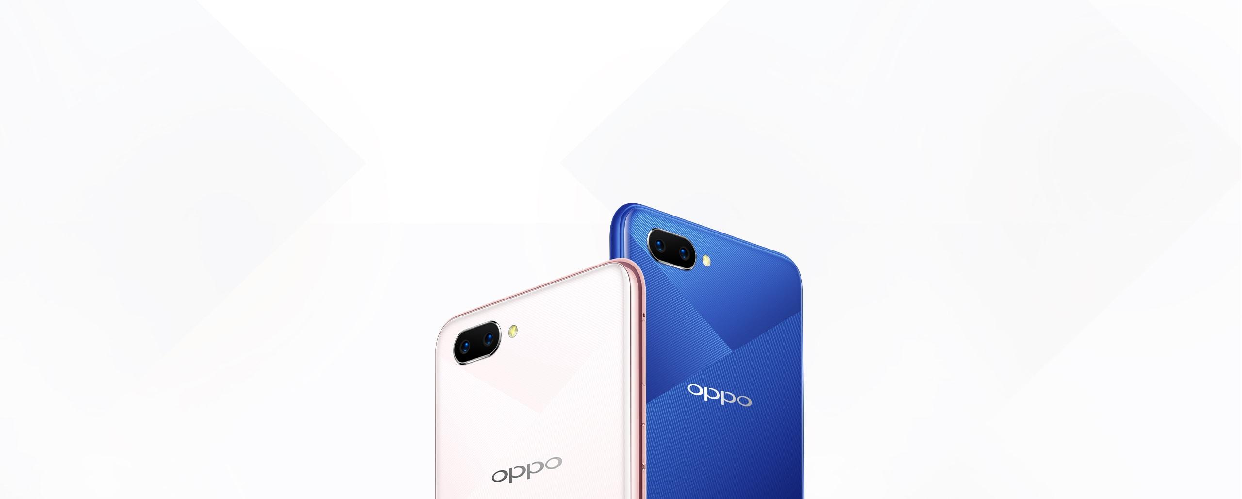 OPPO AX5 - Big Battery, Dual Camera - OPPO New Zealand