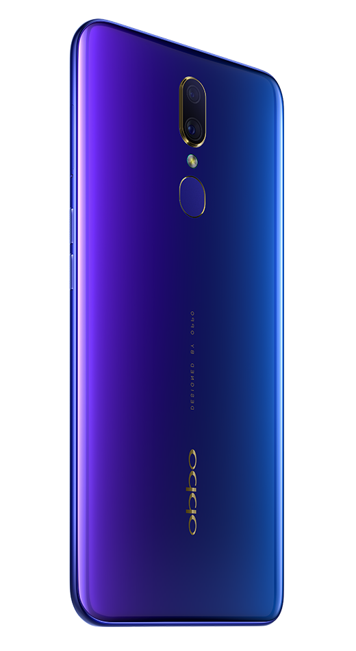OPPO F11 - waterdrop screen