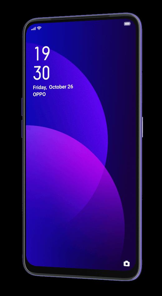 OPPO F11 Pro - design
