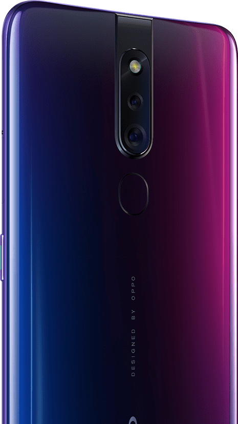 OPPO F11 Pro (48MP) - brilliant portrait in low light
