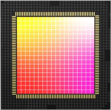 OPPO F11 Pro - big sensor size
