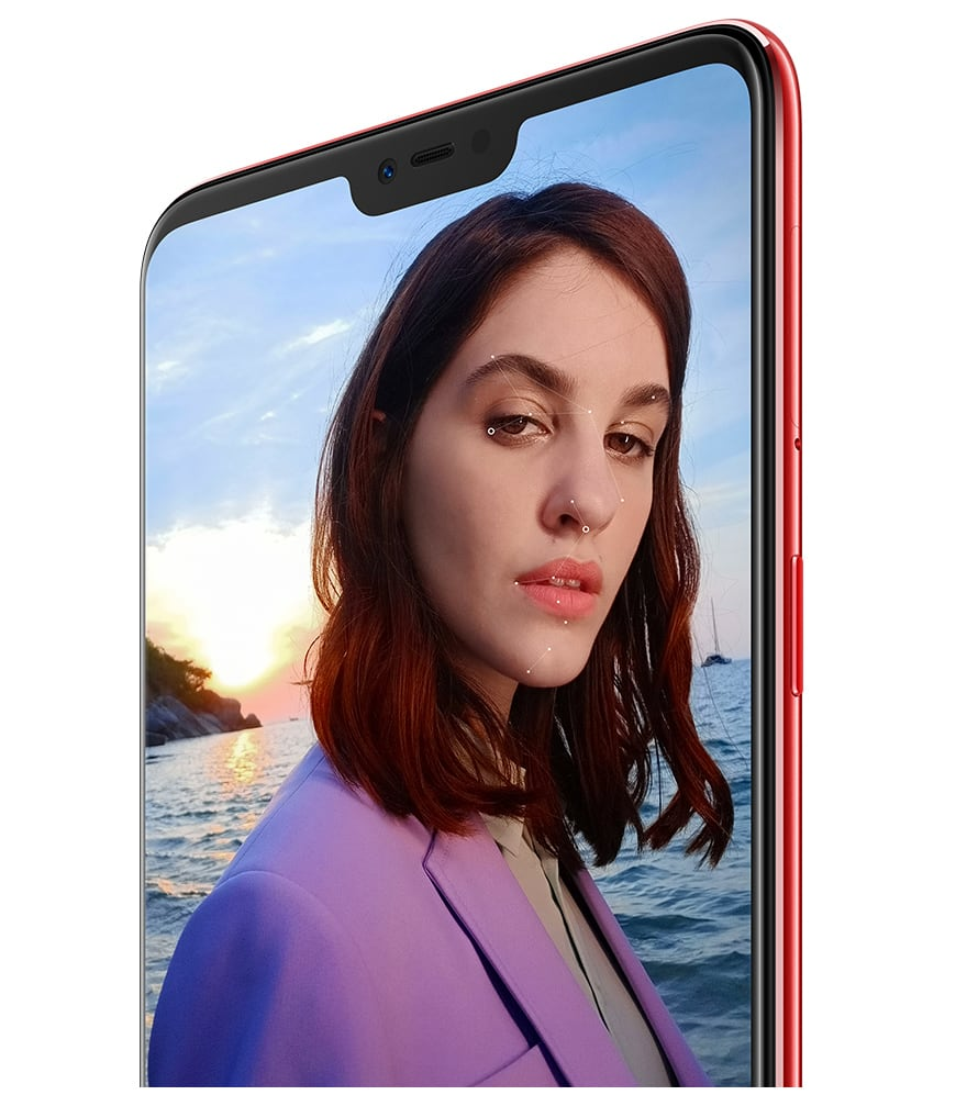 Oppo F7 Ai Powered Selfie Phone Oppo Indonesia