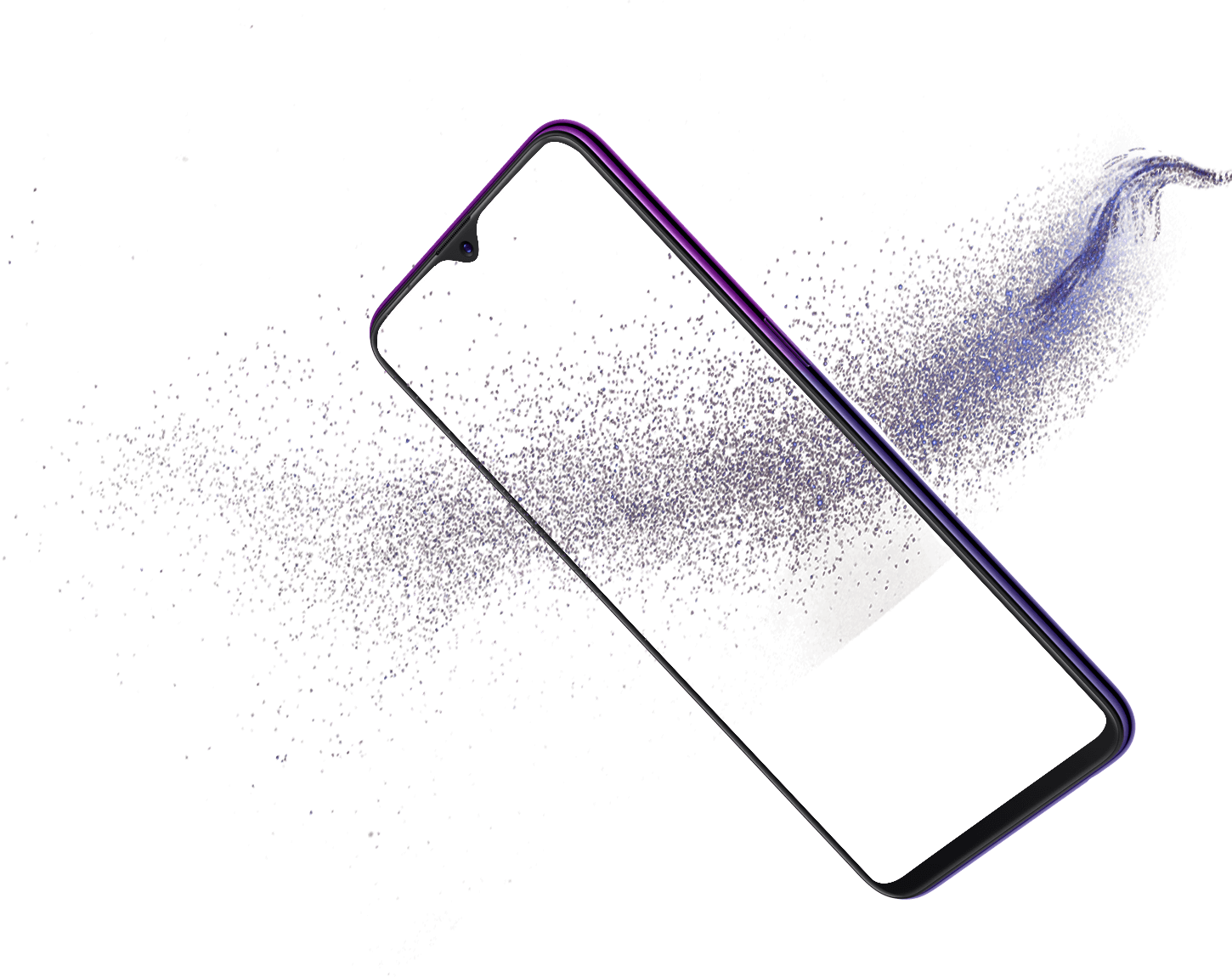 OPPO F9 Starry Purple Edition - Explore and Discover the Starry Night