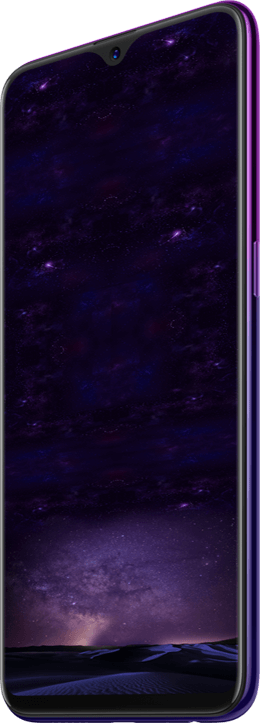 OPPO F9 Starry Purple Edition Features