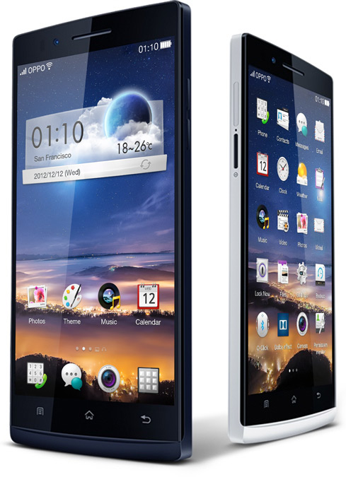OPPO Find 5  Technology Meets <strong>Simplicity</strong>