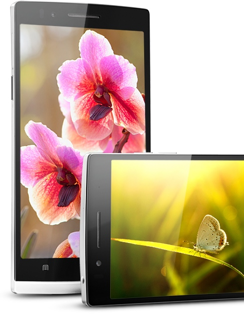 OPPO Find 5  Mesmerizing Aesthetics